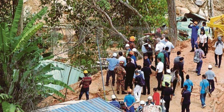 Concerns over safety of Bukit Kukus repeatedly highlighted to state – New Straits Times