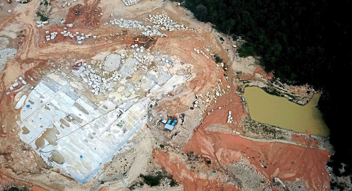 Press Statement by Penang Hills Watch (PHW) on the Teluk Bahang Illegal Granite Quarry